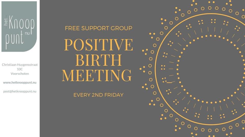 positive birth meeting Voorschoten
